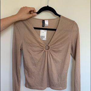 Two shirts from H&M. New, unworn.